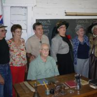 Petawawa Heritage Village SS#3 Black Bay School Reunion